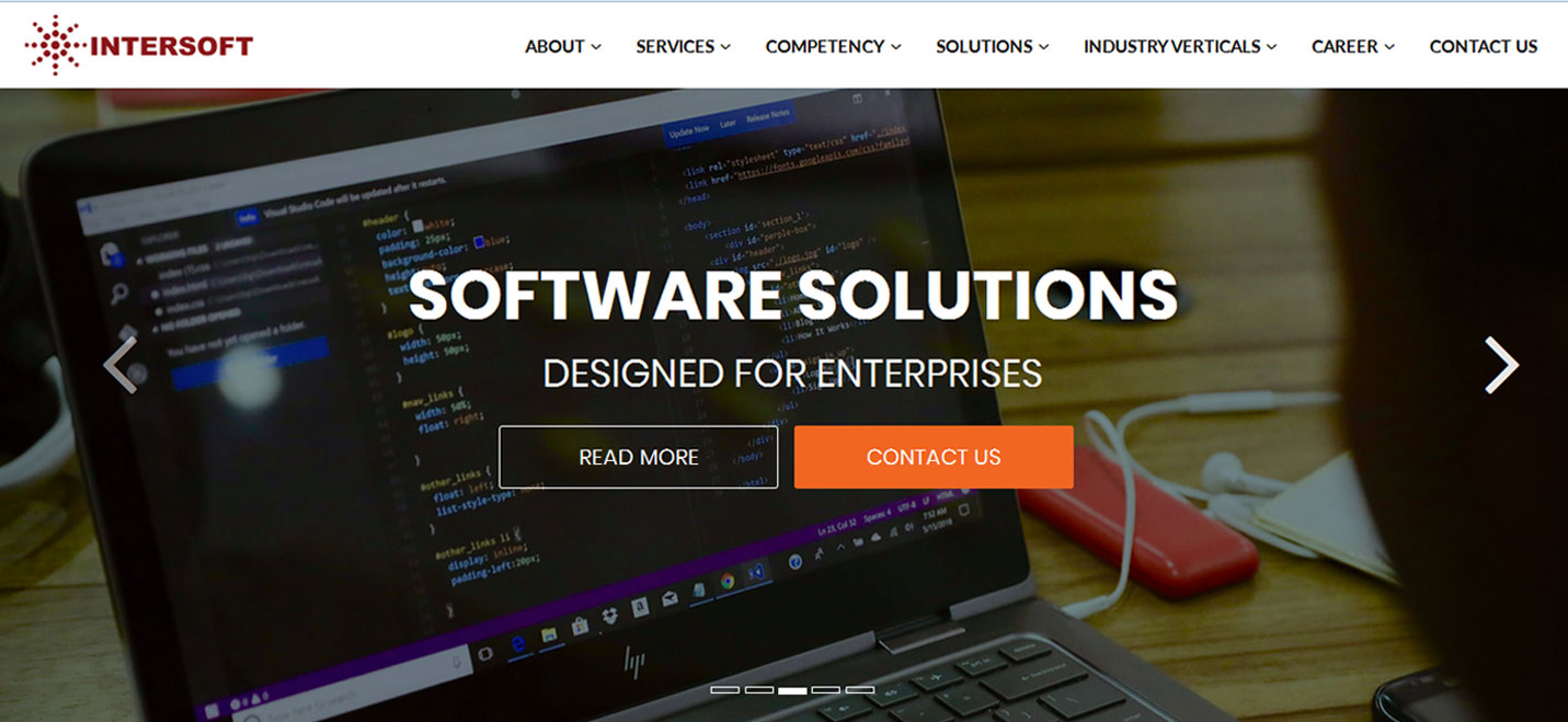 IT outsourcing & business process solutions
